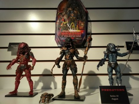 Kenner-Neca-Predators