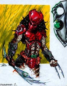 NECA-Predator-Concept-Art-By-Tony-COllora