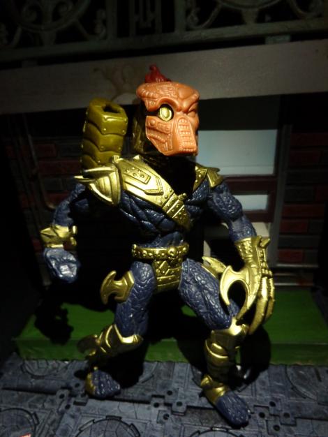 Lasershot-Mask