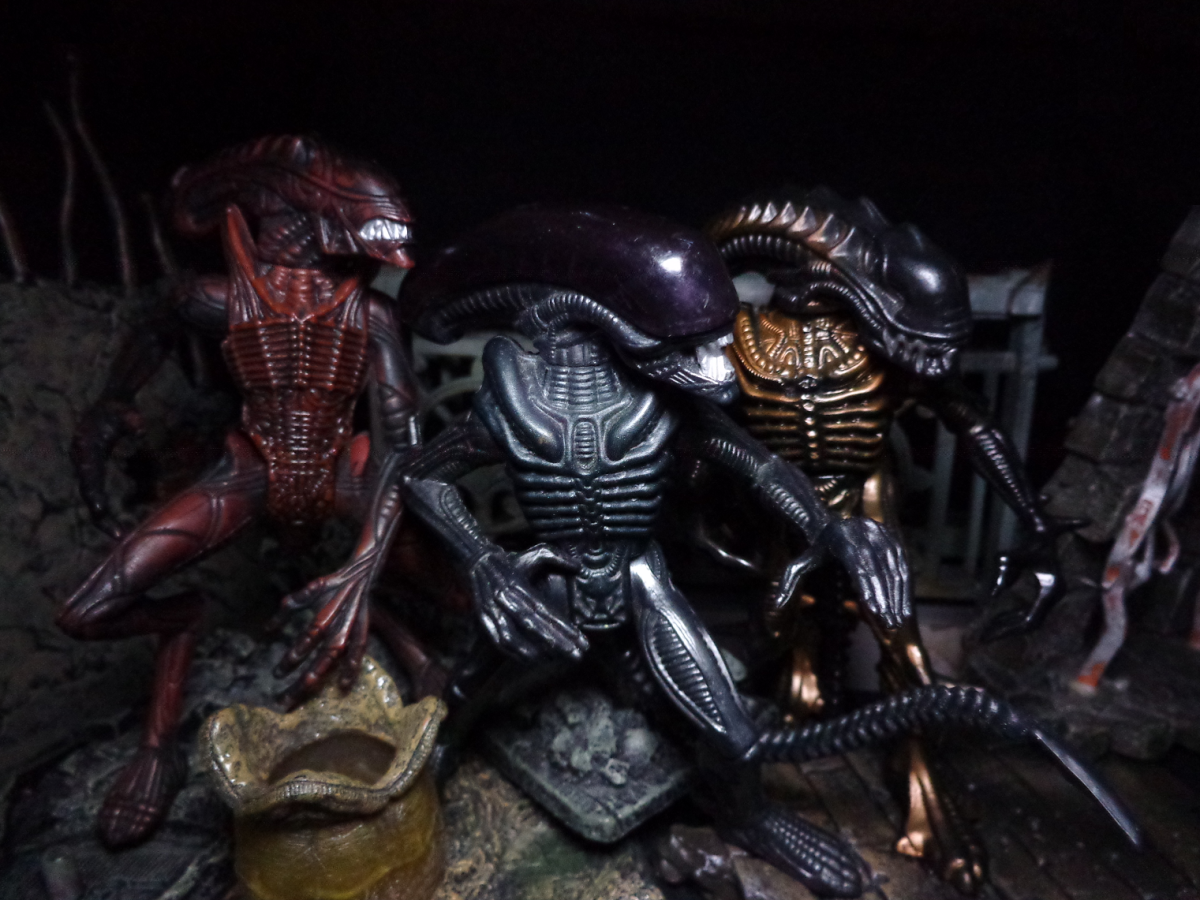 Life In Plastic:  Kenner Aliens NECA Could Use (Part 2)