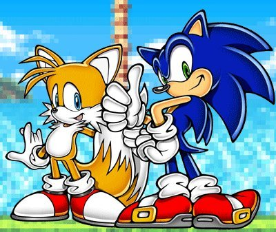 Sex sonic tails
