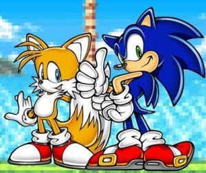 "FanFiction Friday: Sonic and Tails in ""Valentine"""