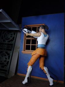 Chell-Aiming