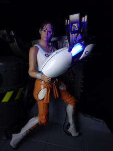 Chell-Charging
