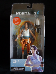 Chell-Packaged