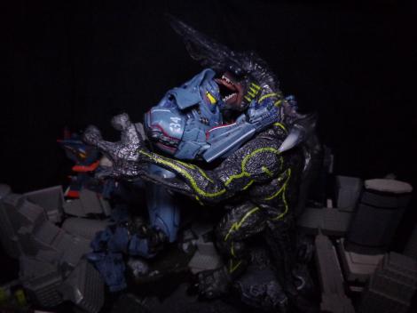 PacificRim-KaijuFighting