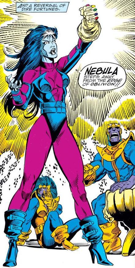 Comic Book Movies: Marvel Movie Space Villains | Nerditis