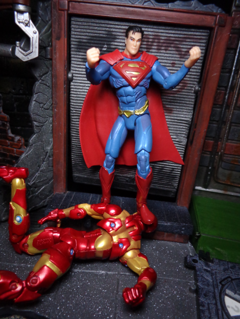 Injustice-SupermanVsIronMan