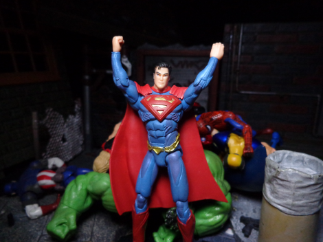 Injustice-SupermanVsMarvelComics