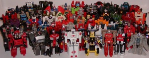Gobots and Transformers: A review on the Transformer war.