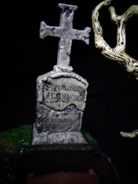 Graveyard-Tombstone