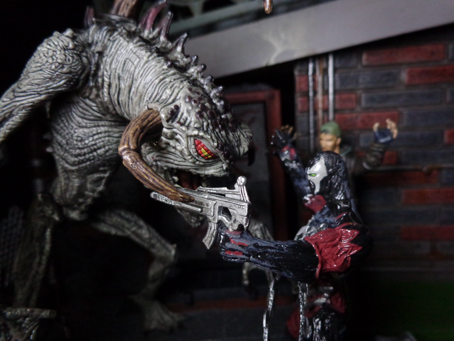 Life In Plastic Retro Review Spawn Alley Spawn The