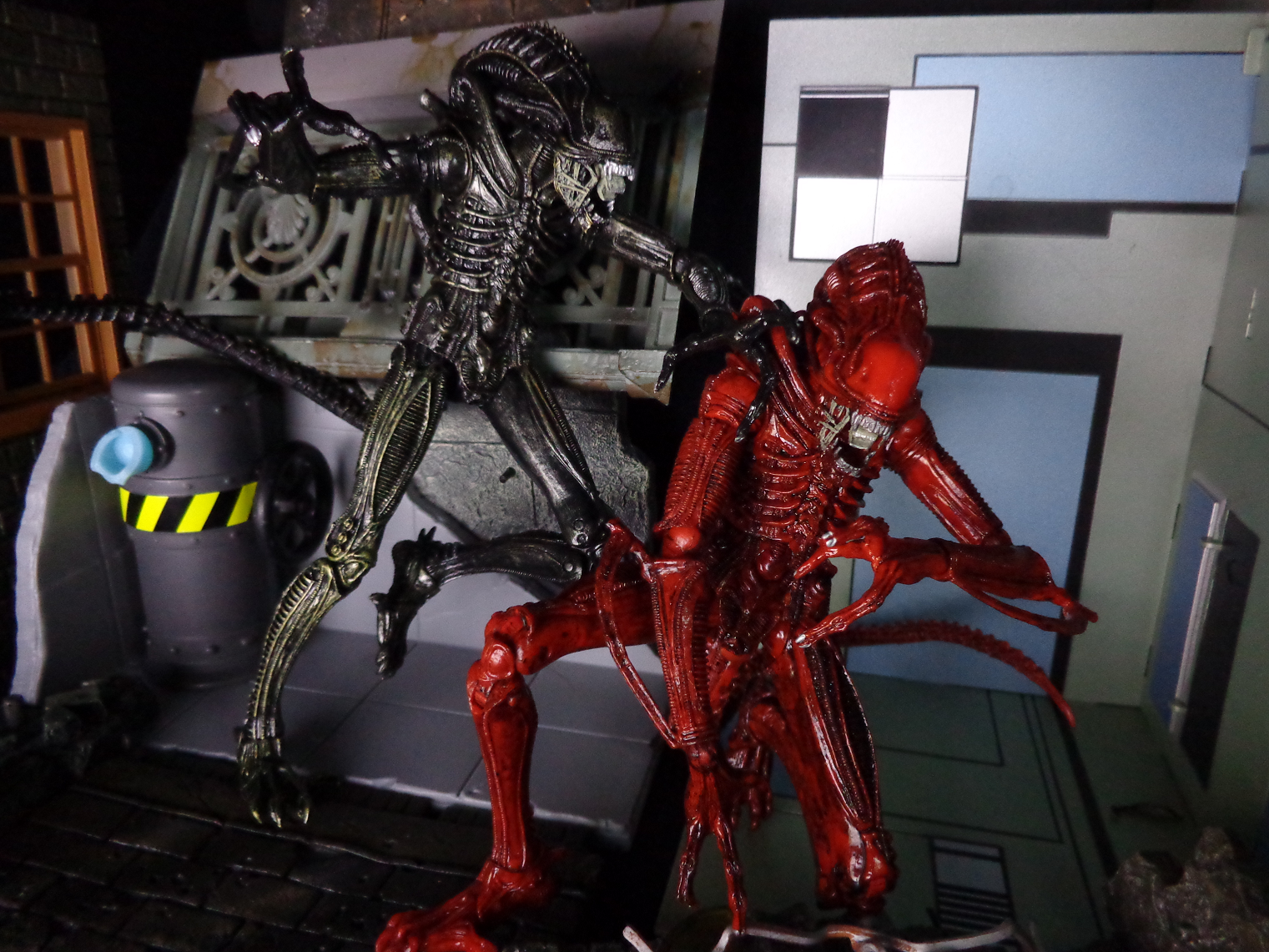 Life In Plastic Toy Review Aliens Genocide Neca Toys