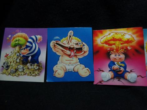 Minikins-cards