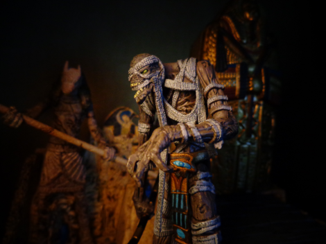 Life In Plastic: HALLOWEEN TOY REVIEW: The Mummy (McFarlane Monsters)