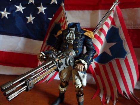 Patriot-Headless