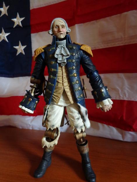 Patriot-Stand