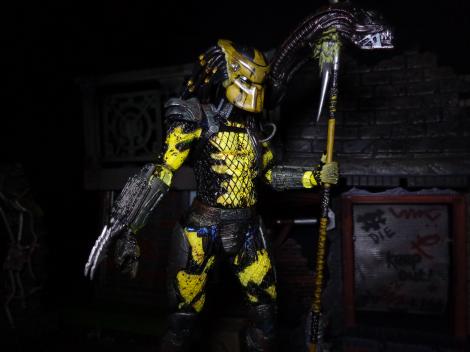 Wasp-Predator