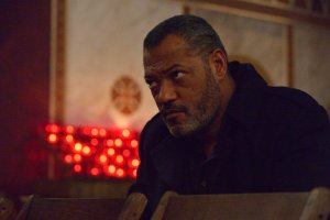 "HANNIBAL -- ""Secondo"" Episode 303 -- Pictured: Laurence Fishburne as Jack Crawford -- (Photo by: Ben Mark Holzberg/NBC)"