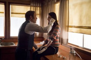 "HANNIBAL -- ""...and the Woman Clothed with the Sun"" Episode 309 -- (Photo by: Brooke Palmer/NBC)"