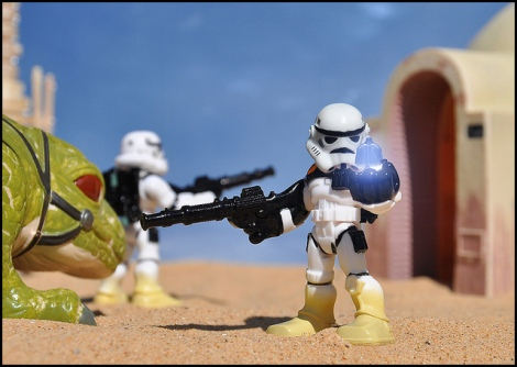 TrackingTheDroids