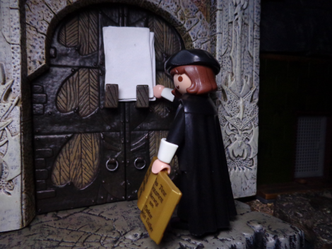 MartinLuther-95Theses