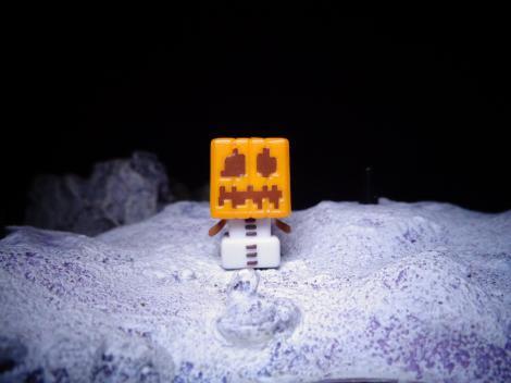 Minecraft-SnowGolem