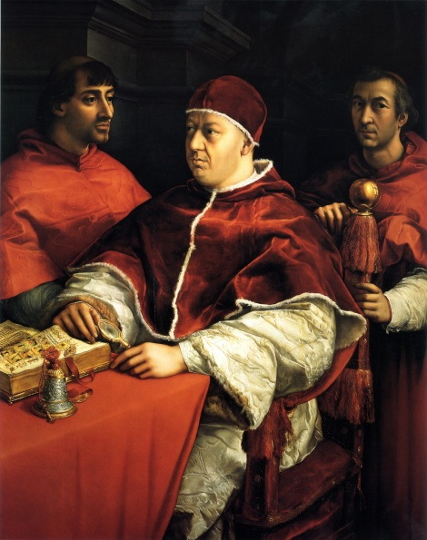 PopeLeoX-Raphael