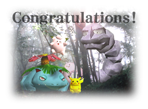 SSB64_Congratulations_Pikachu