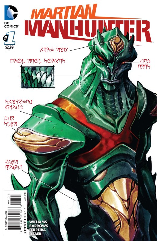 Martian-Manhunter