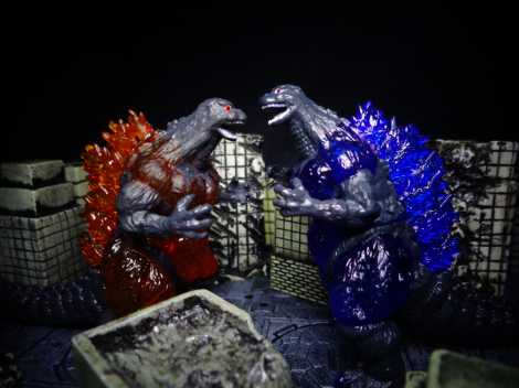 Godzilla-Versus
