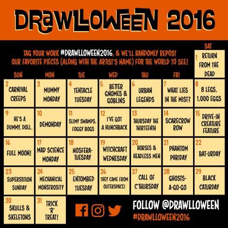 drawloween2016